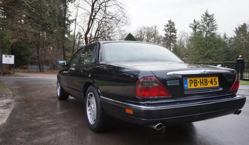 Jaguar XJ Sport 4.0 full
